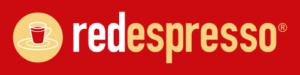 red espresso banner